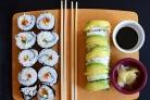 Суши вегетарианские