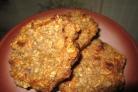 Печенье из банана и овсянки
