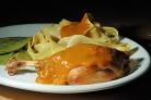 Утиные ножки в абрикосовом соусе