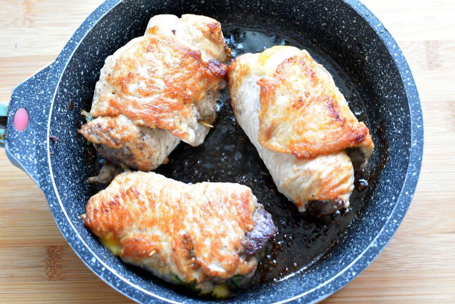 Рецепт филе индейки на сковороде с фото