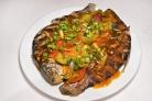 Рыба на гриль-сковороде