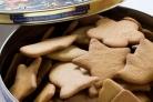 Новогоднее пряное печенье с кардамоном