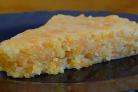 Постный пирог с морковью