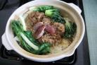 Рис с мясом по-китайски