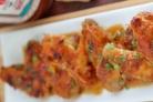 Крылышки в кисло-сладком соусе