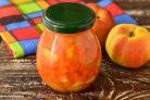 Варенье из моркови и яблок