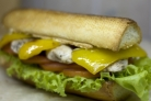 Сэндвич в багете