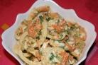 Салат с кальмарами Лассо