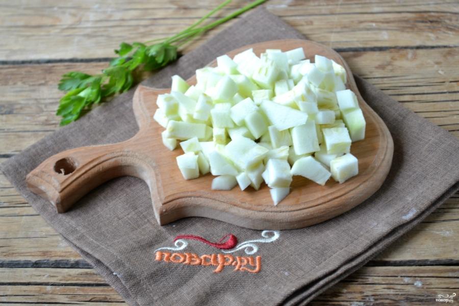 Как приготовить кабачково баклажанную икру на зиму