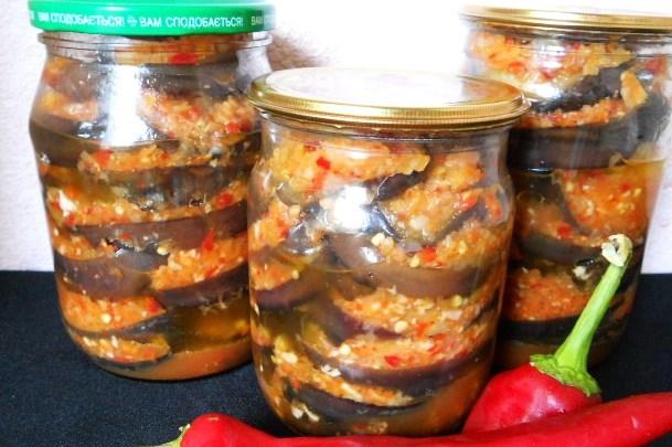 Баклажаны на зиму рецепты приготовления без стерилизации как грибы на зиму соленая капуста быстрого приготовления рецепт с фото пошагово