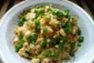 Салат яичный с печенью трески