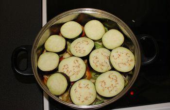 Хашлама из говядины с картошкой