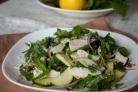 Салат с кабачками и курицей