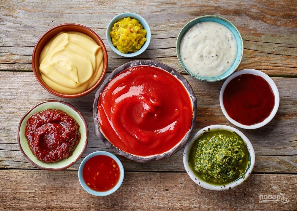 Готовим соусы просто и быстро