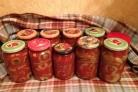 Маринованные грузди в томате