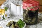 рецепт вкусных баклажанов на зиму