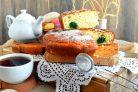 Пирог с мармеладом