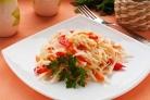 Маринованная капуста с морковью