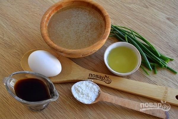 Суп-пюре из яиц (лучше, чем в ресторане)