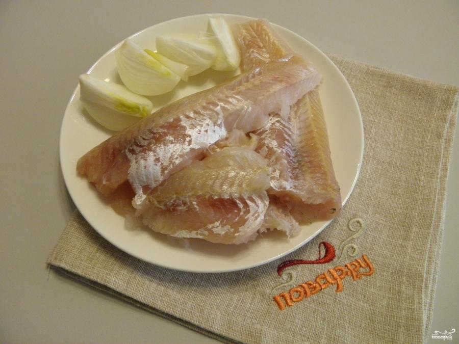 Рыбные котлеты из минтая