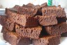 "Шоколадный торт ""Брауни"""