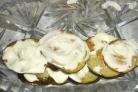 Жареные кабачки и баклажаны