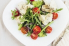 Легкий фитнес-салат