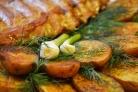 Ребрышки с картошкой
