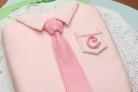 Торт Рубашка с галстуком