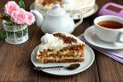 Морковный торт со сметаной