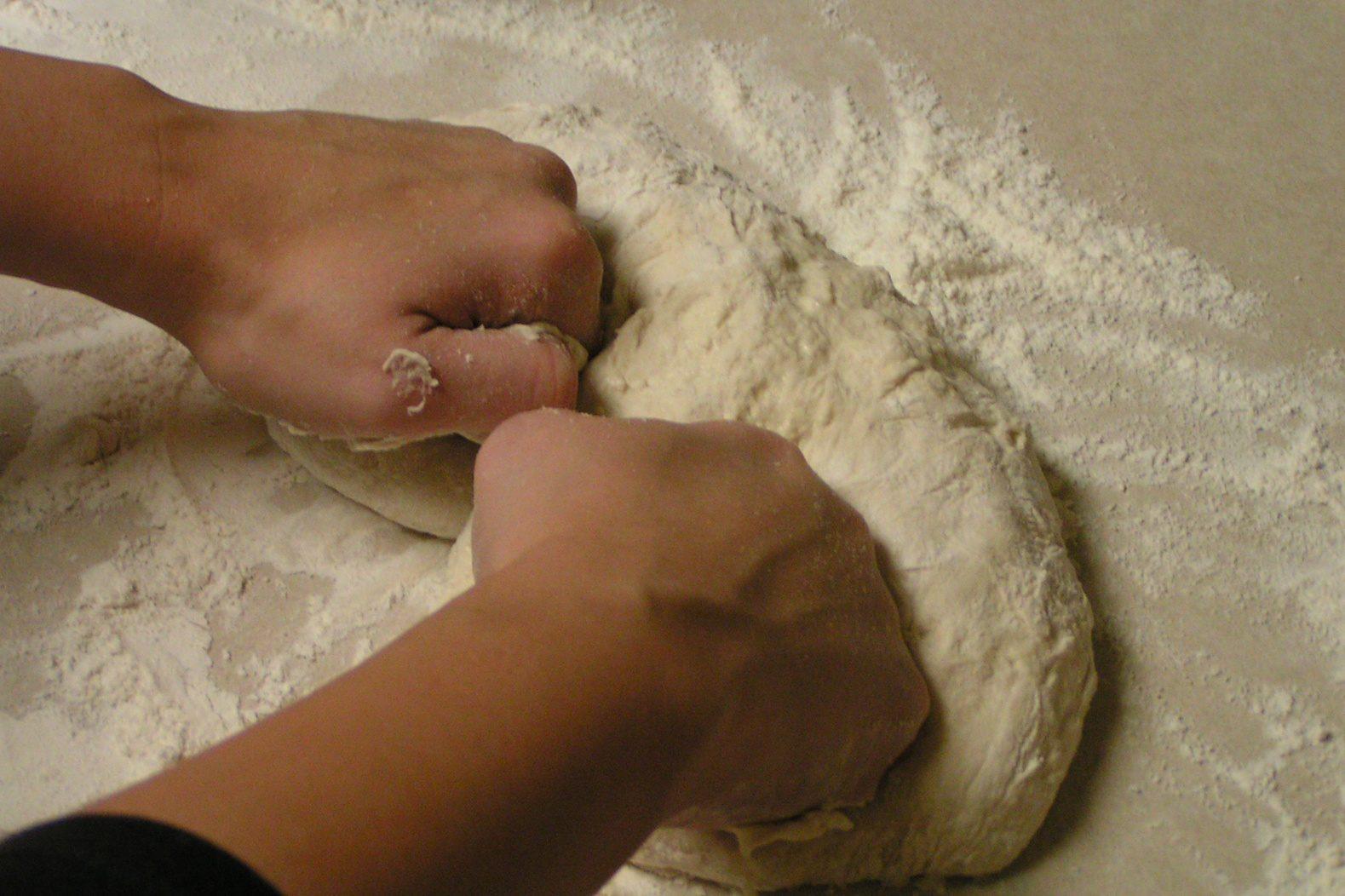 Пирожковое тесто, рецепт теста для пирожков