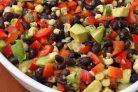 Салат из фасоли красной