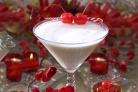 Коктейль с мартини на Новый год