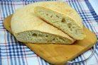 Монастырский хлеб без дрожжей