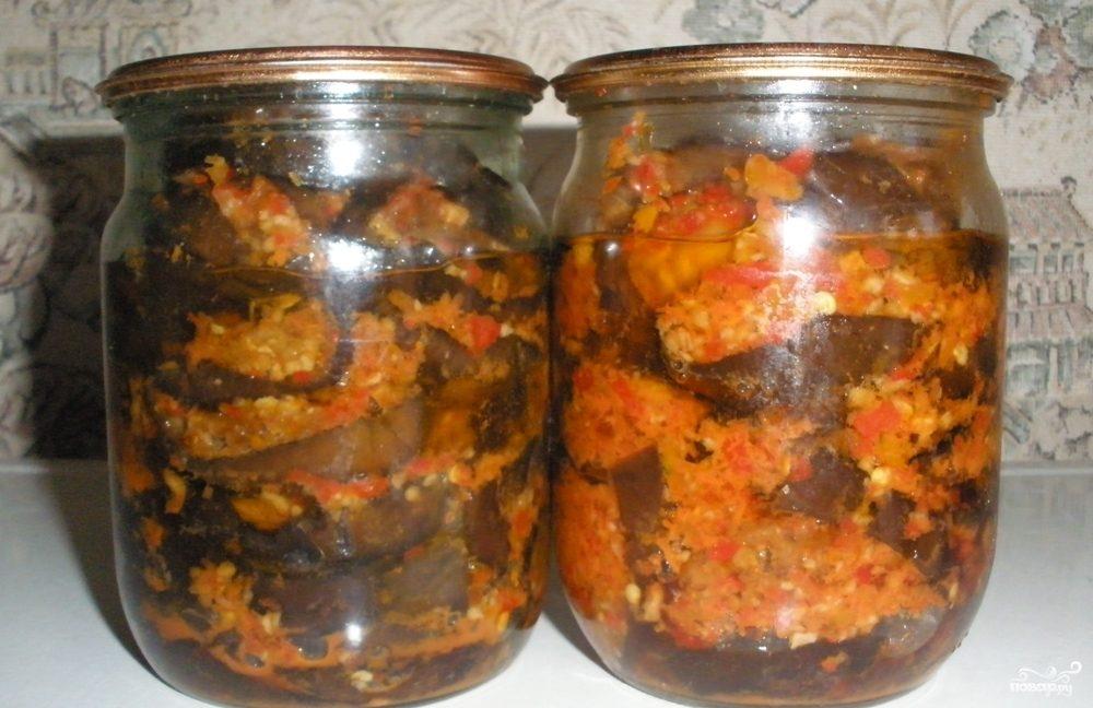 Баклажаны тушеные в сметане как грибы  Мои любимые рецепты