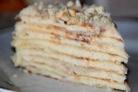 Торт Минутка без выпечки
