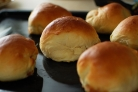 Пирожки с картошкой и чесноком