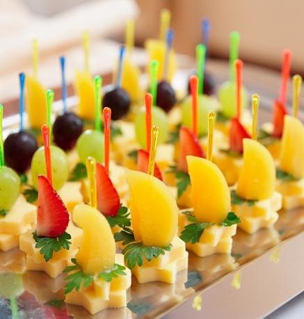 рецепты канапе для детского дня рождения