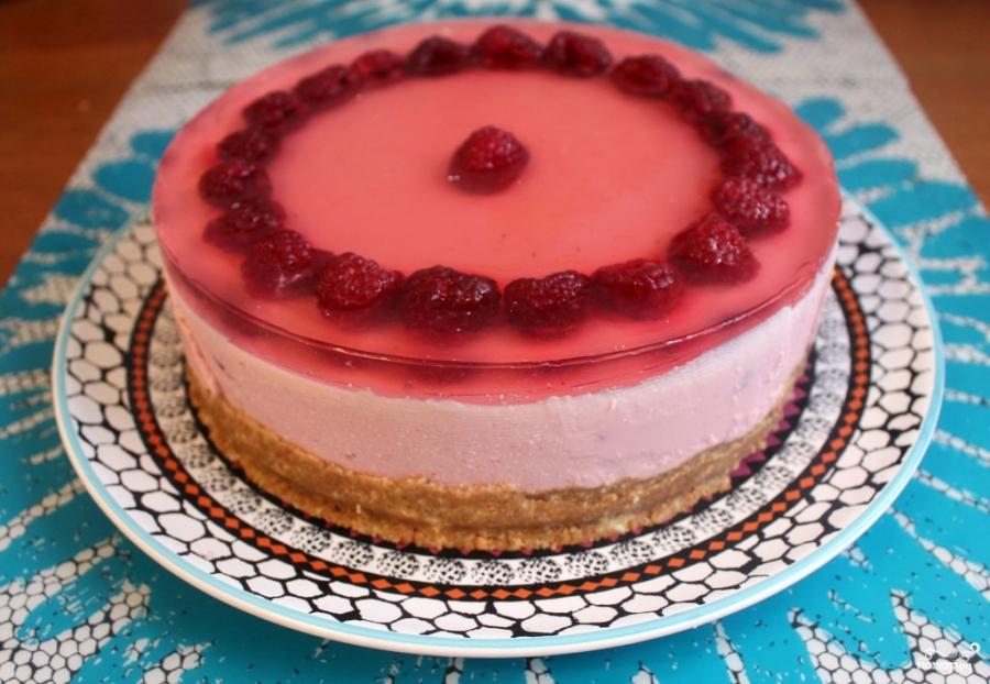 торт рецепты для съёмной формы