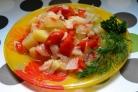Диетическое овощное рагу в мультиварке