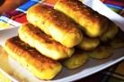 Картофельные рулеты в духовке