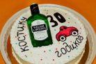 Креативный торт для мужчины