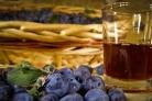 Вино из терна без дрожжей