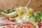 Варенье из дыни с имбирем