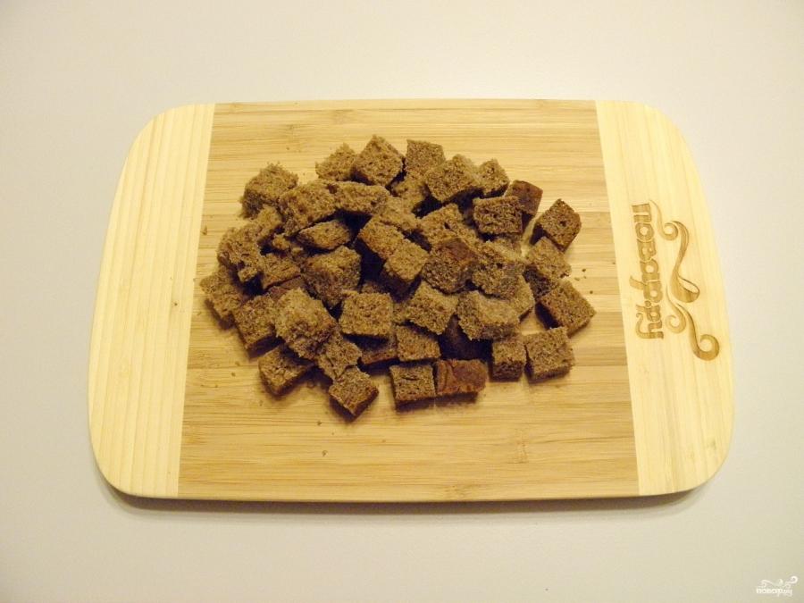 Домашний квас из черного хлеба без дрожжей