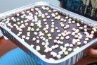 Вкусный торт из печенья