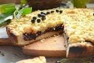 Быстрый пирог с вареньем в духовке