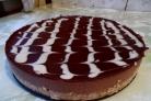Чизкейк с белым шоколадом без выпечки