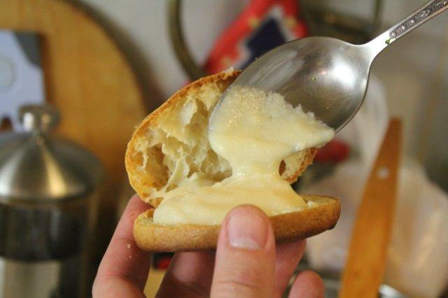 Крем для эклеров масляный