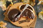 Шоколадная паста за 2 минуты